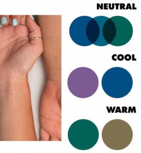 HOW DO YOU KNOW YOUR SKIN UNDERTONE