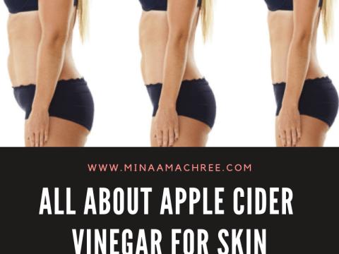 All About Apple Cider Vinegar (Skin/Weight)