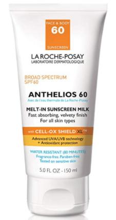 La Roche Posey Melt-in Sunscreen Milk SPF 60