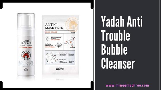Yadah Anti Trouble Bubble Cleanser