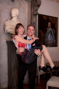 Jag och min käre make