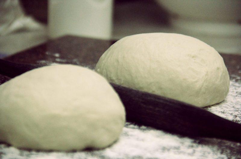 Home made pizza base basic recipe