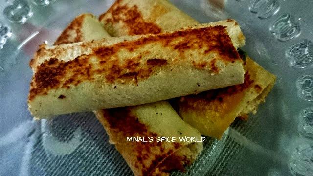 Bread roll | Baked Bread rollard