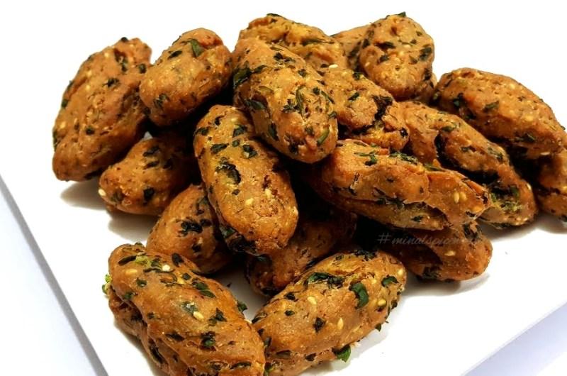 Methi Muthia- A Gujarati Snack