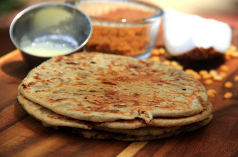 Puran Poli- An Indian Bread