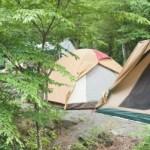 ヌーディストキャンプ場