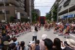 音楽パレード(西口)