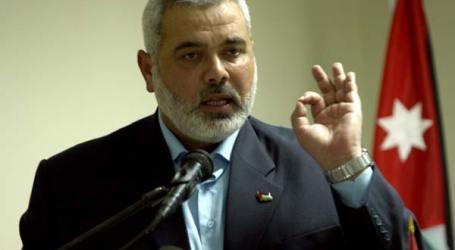 Hamas Dukung Yordania Hadapi Tekanan Asing