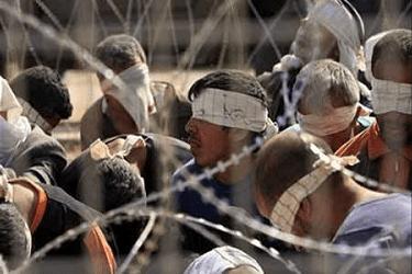 TAHANAN MOGOK MAKAN PALESTINA BERSIKERAS LANJUTKAN PROTES