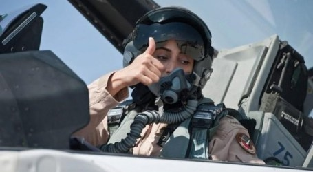 UEA GUNAKAN PILOT WANITA UNTUK SERANG ISIS