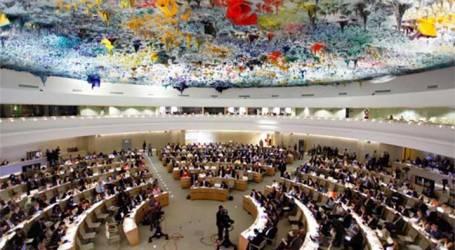 UNHCR BAHAS SITUASI HAM DI PALESTINA
