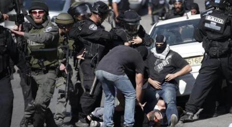 "SEORANG ANAK PALESTINA LEMPAR ""MOLOTOV COCKTAIL"" DITEMBAK MATI ISRAEL"