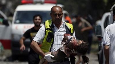 PSIKIATER: WARGA GAZA TRAUMA AKIBAT AGRESI ISRAEL