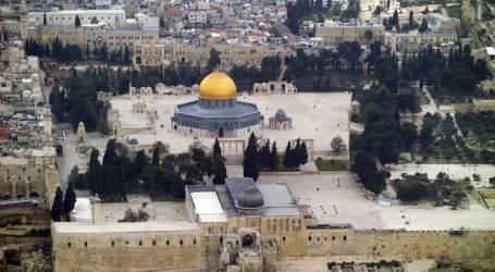 PALESTINA INGATKAN RENCANA ISRAEL AMBIL ALIH GERBANG AL-AQSHA