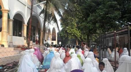 JAMA'AH MUSLIMIN (HIZBULLAH) LAKSANAKAN IDUL ADHA HARI INI