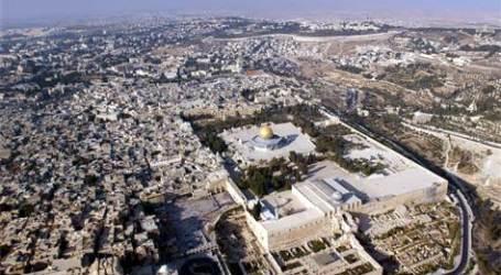 PALESTINA TINGKATKAN KEKHAWATIRAN ATAS BAHAYA YANG DIHADAPI AL-AQSHA