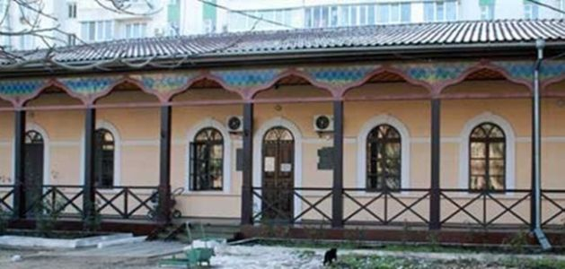 Perpustakaan Krimea