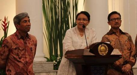 INDONESIA DESAK ISRAEL  HENTIKAN PEMBATASAN KE  MASJID AL-AQSHA
