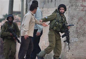 LAGI, PASUKAN ISRAEL TAHAN 9 WARGA PALESTINA