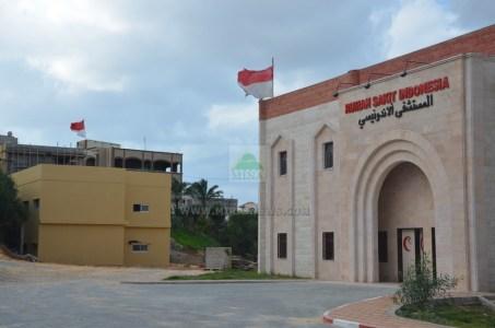 Rumah Sakit Indonesia di Gaza