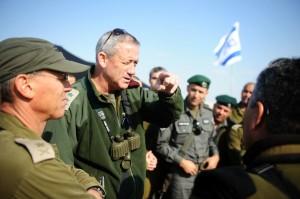 Israeli-Army-Chief-Staff-Benny-Gantz