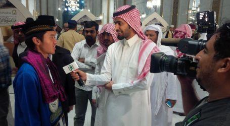 INDONESIA RAIH JUARA 2 DAN 3 MTQ INTERNASIONAL DI ARAB SAUDI