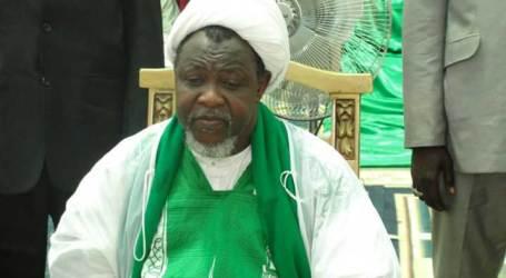 NIGERIA UNJUK RASA UPAYA PEMBUNUHAN ULAMA ISLAM