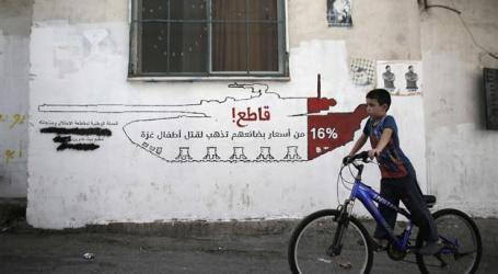 EKONOMI ISRAEL JATUH PASCA PERANG GAZA