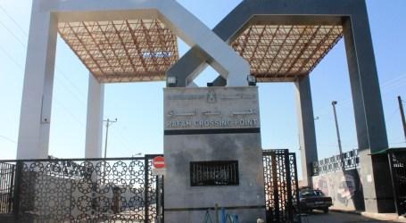 Misi Pengamat Uni Eropa Kembali ke Rafah