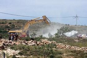 Buldoser Israel Tumbangkan 500 Pohon Zaitun di Salfit