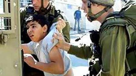 ISRAEL TANGKAP PEMUDA DI BETLEHEM DAN AL-QUDS
