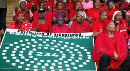 PRESIDEN NIGERIA JANJI KEMBALIKAN GADIS YANG DICULIK JIKA TERPILIH LAGI