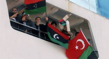 HUBUNGAN LIBYA-TURKI MEMBURUK