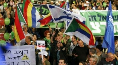 PULUHAN RIBU DEMONSTRAN ANTI-NETANYAHU GUNCANG ISRAEL