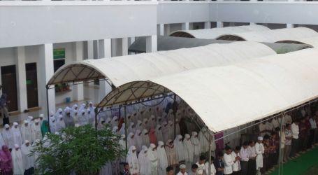 KEGIATAN DHUHA BERJAMAAH DILUNCURKAN DI FAKULTAS TARBIYAH UIN AR-RANIRY