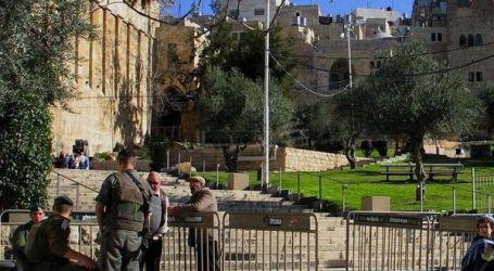 Israel Tutup Masjid Ibrahimi Jelang Hari Raya Yahudi Sukkot
