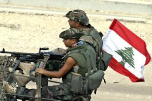 ARAB SAUDI BELIKAN LEBANON PERSENJATAAN BUATAN PERANCIS