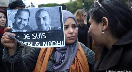 ISIS BUNUH DUA WARTAWAN TUNISIA DI LIBYA