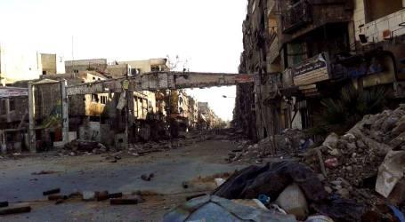 PLO: ISIS DIPUKUL MUNDUR DI KAMP YARMOUK SURIAH
