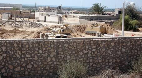 ISRAEL HANCURKAN EMPAT RUMAH DI JERICHO