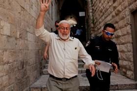 ISRAEL LARANG LIMA WARGA PALESTINA MASUKI AL-AQSHA