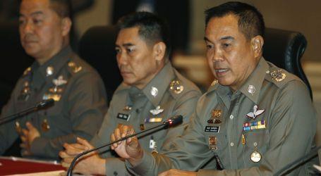 PEJABAT THAILAND TERDUGA PEDAGANG MANUSIA DITANGKAP