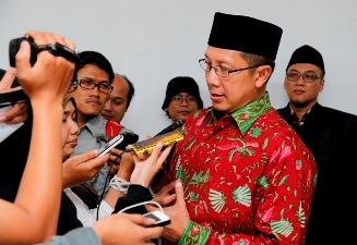 Menteri Agama Angkat Bicara Soal Penghentian Paksa Kegiatan Kebaktian