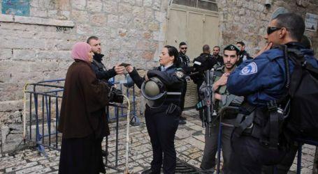PASUKAN ISRAEL TUTUP JEMBATAN AL-MAGHARIBAH MENUJU AL-AQSHA
