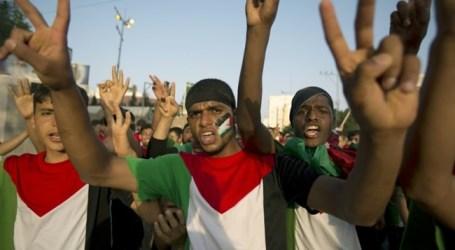 Palestina Galang Dukungan Internasional Aksi Mogok Makan Massal