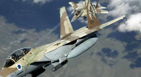 JET TEMPUR ISRAEL SERANG BASIS KEAMANAN DI GAZA