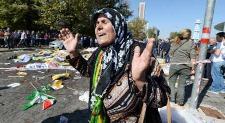 TURKI: PEMBOMAN ANKARA DIPERINTAH ISIS