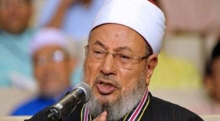 SYAIKH QARADHAWI AJAK UMAT ISLAM BANGKIT DUKUNG AL-AQSHA