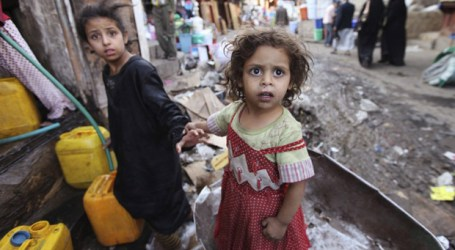 UNICEF: 1,7 JUTA ANAK DI YAMAN BERESIKO KEKURANGAN GIZI