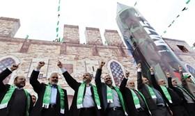 HAMAS TEGASKAN TOLAK KEPUTUSAN ISRAEL LARANG ORGANISASI